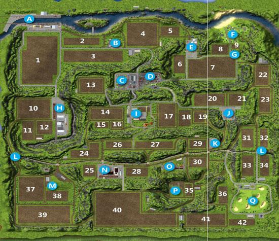скачать карту на фермер симулятор 2013 - фото 10
